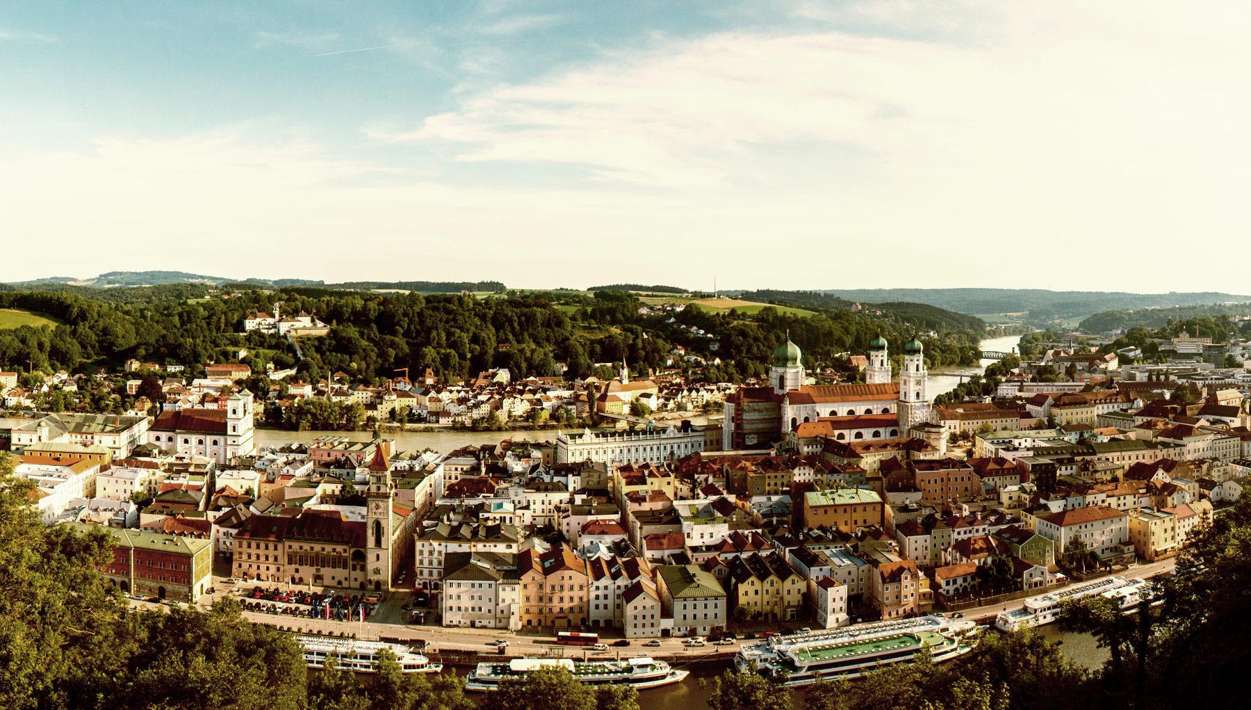 Start - Das OBERHAUS in Passau